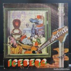 Discos de vinilo: ICEBERG SINGLE LA FLAMENCA ELÉCTRICA 1976. Lote 206292640
