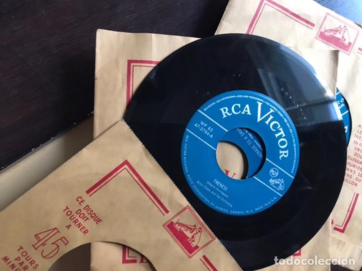 Discos de vinilo: Artie Shaw. RCA Victor. Box - Foto 3 - 206298753