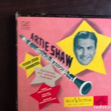Discos de vinilo: ARTIE SHAW. RCA VICTOR. BOX. Lote 206298753