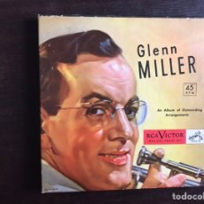 Discos de vinilo: GLENNN MILLER. RCA VICTOR. BOX. Lote 206298783