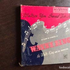 Discos de vinilo: WAGNER KING. BOX. Lote 206298833