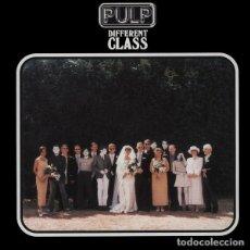 Discos de vinilo: PULP LP DIFFERENT CLASS VINILO REEDICIÓN MUY RARO COLECCIONISTA. Lote 206298893