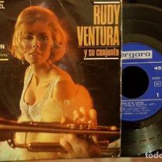 Discos de vinilo: RUDY VENTURA Y SU CONJUNTO HABLEMOS DEL AMOR. Lote 206304837