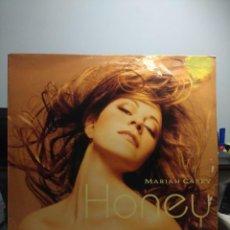 Discos de vinilo: MARIAH CAREY : HONEY ( DOBLE MAXI VINILO, 9 TEMAS ). Lote 206305417