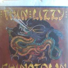 Discos de vinilo: THIN LIZZY - CHINATOWN 1980. Lote 206306788
