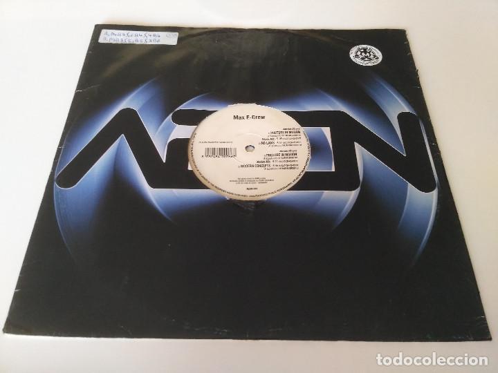 Discos de vinilo: Max E-Crew – Phuture In Motion - Foto 2 - 206308383