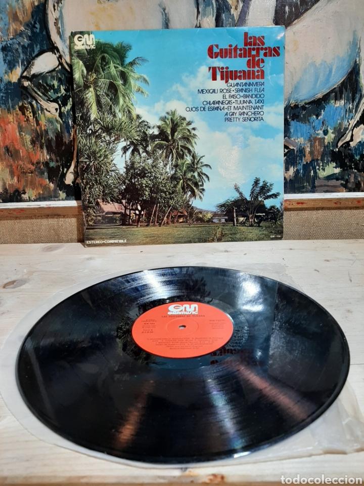 LAS GUITARRAS DE TIJUANA (Música - Discos - LP Vinilo - Grupos y Solistas de latinoamérica)