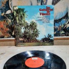 Discos de vinilo: LAS GUITARRAS DE TIJUANA. Lote 206312618