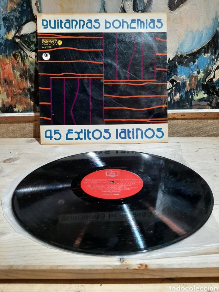 GUITARRAS BOHEMIAS 45 EXITOS LATINOS (Música - Discos - LP Vinilo - Grupos y Solistas de latinoamérica)