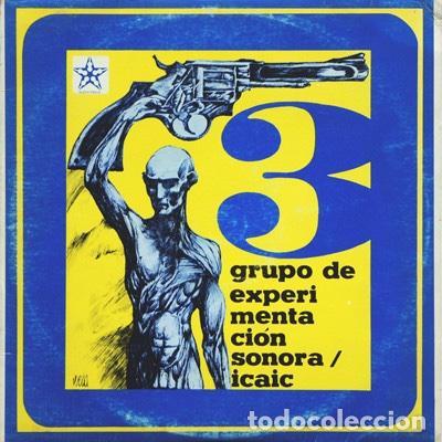 GRUPO DE EXPERIMENTACIÓN SONORA DEL ICAIC (1975) (Música - Discos - LP Vinilo - Electrónica, Avantgarde y Experimental)