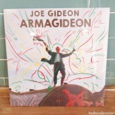Discos de vinilo: JOE GIDEON - ARMAGIDEON (2020) NUEVO LP (NICK CAVE / LOU REED). Lote 206316063