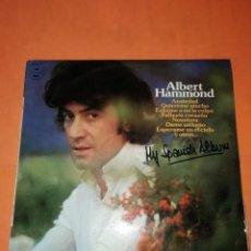 Discos de vinilo: ALBERT HAMMOND. MY SPANISH ALBUM. LP. EPIC CBS 1976. Lote 206318561