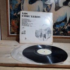 Discos de vinilo: LOS COMUNEROS. Lote 206320557