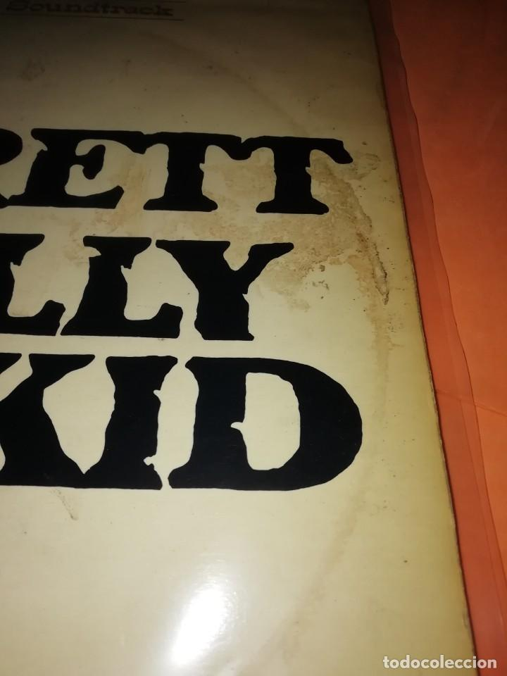 Discos de vinilo: BOB DYLAN SOUNDTRACK. PAT GARRET & BILLY THE KID. CBS 1973. LP - Foto 3 - 206322116