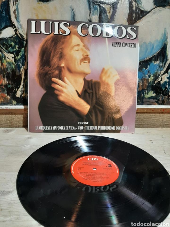 LUIS COBOS VIENNA CONCERTO (Música - Discos - LP Vinilo - Orquestas)