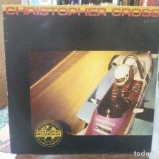 Discos de vinilo: CHRISTOPHER CROSS - EVERY TURN OF THE WORLD - LP. DEL SELLO WB RECORDS DE 1985. Lote 206330531