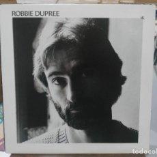 Discos de vinilo: ROBBIE DUPREE - STEAL AWAY, I´M NO STRANGER, IT´S A FEELING, .... - LP. DEL SELLO ELEKTRA 1980. Lote 206331886