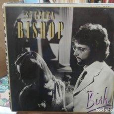 Discos de vinilo: STEPHEN BISHOP - BISH - LP. DEL SELLO ABC RECORDS 1978. Lote 206332712