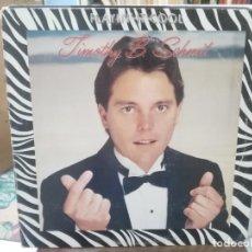 Discos de vinilo: TIMOTHY B. SCHMIT - PLAYIN´ IT COOL - LP. DEL SELLO AYLUM 1984. Lote 206332956