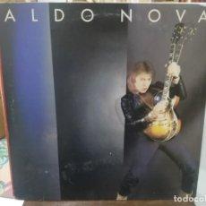 Discos de vinilo: ALDO NOVA - FANTASY, HOT LOVE, IT´S TOO LATE, ... - LP. DEL SELLO PORTRAIT 1981. Lote 206333323