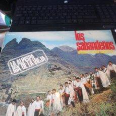 Discos de vinilo: VINILO LOS SABANDEÑOS. Lote 206333866