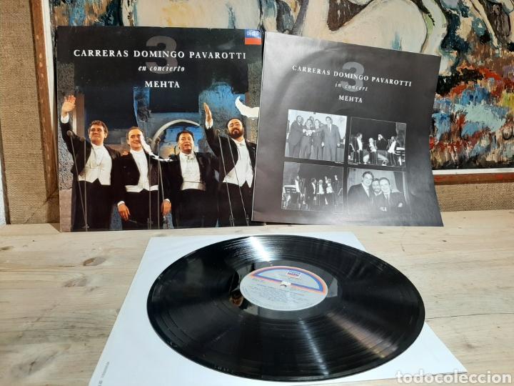 CARRERA DOMINGO PAVAROTTI (Música - Discos - LP Vinilo - Orquestas)