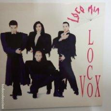 Discos de vinilo: LOCO MIA- LOCO VOX - LP 1989+ ENCARTE.. Lote 206336043
