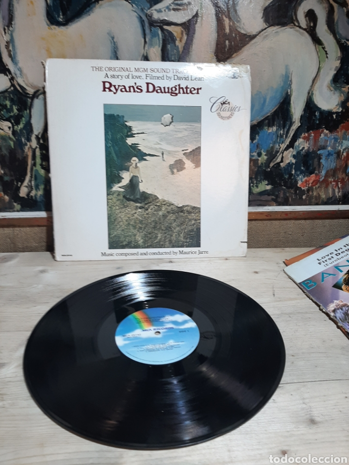 RYAN'S DAUGHTER (Música - Discos - LP Vinilo - Orquestas)