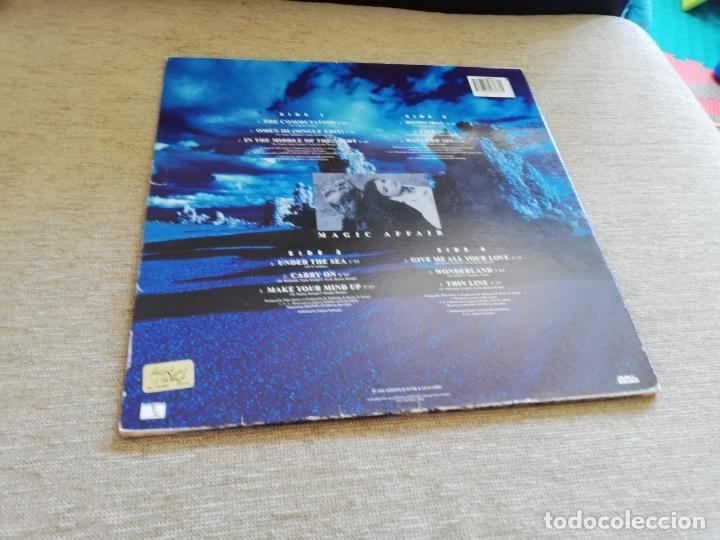 Discos de vinilo: Magic affair-omen(the story continues...).2 lp uk - Foto 2 - 206344216