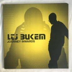 Discos de vinilo: LTJ BUKEM  JOURNEY INWARDS 4LPS DOWNTEMPO, DRUM N BASS UK 2000. Lote 206344718