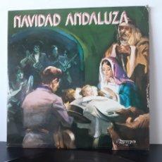 Discos de vinilo: NAVIDAD ANDALUZA. L 168. CLASICOS DE LA NAVIDAD ANDALUZA. Lote 206344766