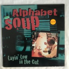 Discos de vinilo: ALPHABET SOUP LAYIN' LOW IN THE CUT 2LPS US HIP HOP, JAZZ. Lote 206344862