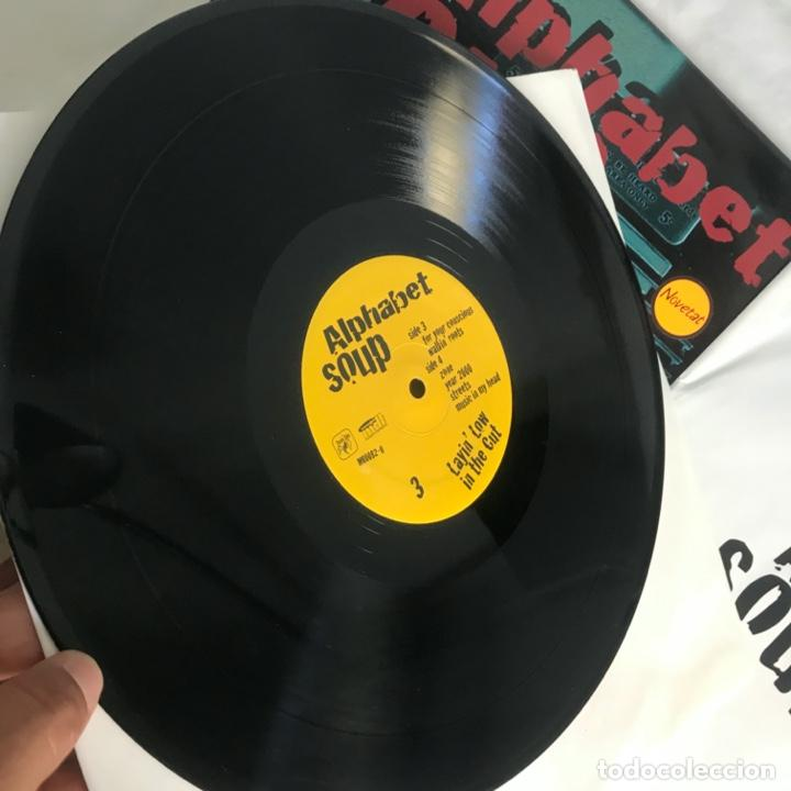 Discos de vinilo: Alphabet Soup Layin Low In The Cut 2LPs US Hip Hop, Jazz - Foto 4 - 206344862
