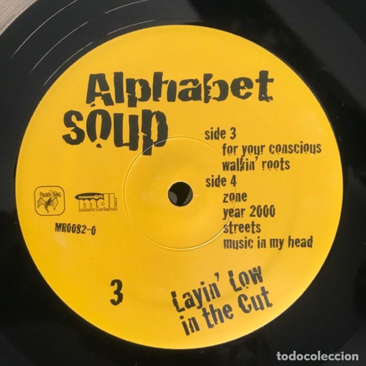 Discos de vinilo: Alphabet Soup Layin Low In The Cut 2LPs US Hip Hop, Jazz - Foto 6 - 206344862