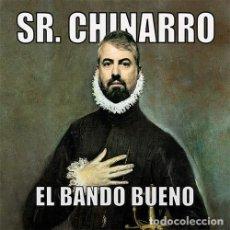 Discos de vinilo: LP SR CHINARRO EL BANDO BUENO VINILO. Lote 206344950