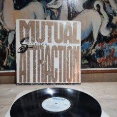 Discos de vinilo: SYLBESTER MUTUAL ATTRACTOR. Lote 206348373