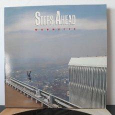 Discos de vinilo: STEPS AHEAD. ELECTRA. 1986. 960441. ESPAÑA. Lote 206348387