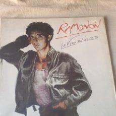 Discos de vinilo: RAMONCIN LA VIDA EN EL FILO. Lote 206348745