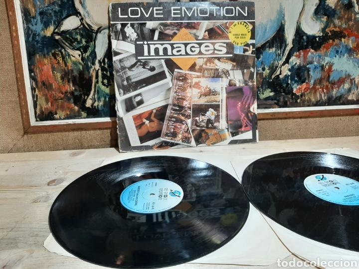 Discos de vinilo: LOVE EMOTIONS MAXI 45 TOUR - Foto 2 - 206349483
