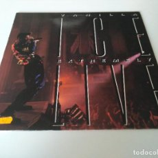 Discos de vinilo: VANILLA ICE – EXTREMELY LIVE. Lote 206350025