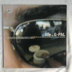 Discos de vinilo: G-PAL LIFE. Lote 206351872