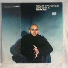 Discos de vinilo: NIGHTMARES ON WAX DJ-KICKS - THE TRACKS 2LPS. Lote 206352156