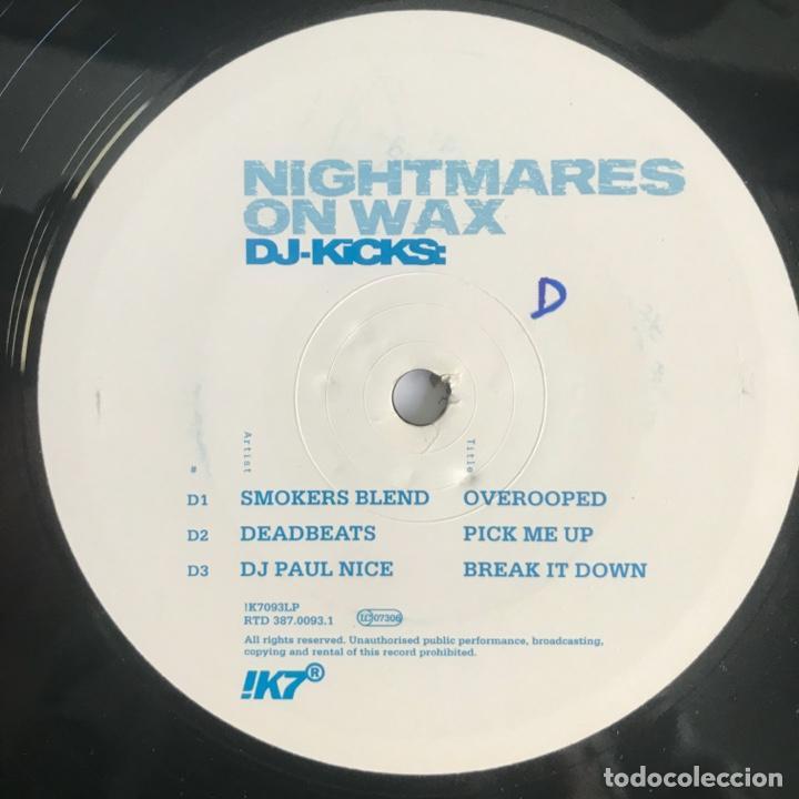 Discos de vinilo: Nightmares On Wax DJ-Kicks - The Tracks 2LPs - Foto 3 - 206352156