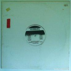 Discos de vinilo: D' LLEGANCE - CHANSON D' LLEGANCE. 1982 ELECTRONIC SOUL FUNK DISCO AIRWAVE USA 12''. Lote 206352686