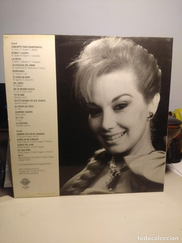 Discos de vinilo: LP KARINA : AYER Y HOY ( COMPLETAMENTE NUEVO, SIN USO ) - Foto 2 - 206353793
