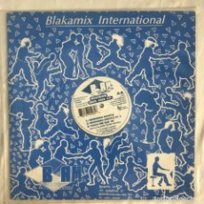 Discos de vinilo: MIXMAN  IWAH 4000 E.P. UK 1995 DUB. Lote 206355998