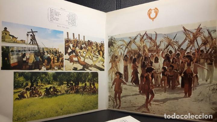 Discos de vinilo: JESUS CHRIST SUPERSTAR - DOBLE LP - ESPAÑA - 1974 - ANDREW LLOYD WEBBER - CON ENCARTE Y LIBRETO - Foto 3 - 206357425