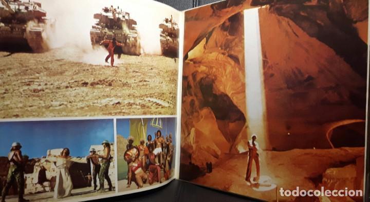 Discos de vinilo: JESUS CHRIST SUPERSTAR - DOBLE LP - ESPAÑA - 1974 - ANDREW LLOYD WEBBER - CON ENCARTE Y LIBRETO - Foto 8 - 206357425