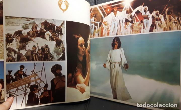 Discos de vinilo: JESUS CHRIST SUPERSTAR - DOBLE LP - ESPAÑA - 1974 - ANDREW LLOYD WEBBER - CON ENCARTE Y LIBRETO - Foto 9 - 206357425