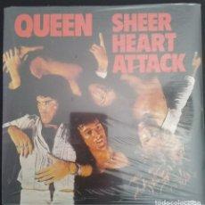 Discos de vinilo: PLANETA. FASCÍCULO VINILOS DE QUEEN #9. SHEER HEART ATTACK. Lote 206361411